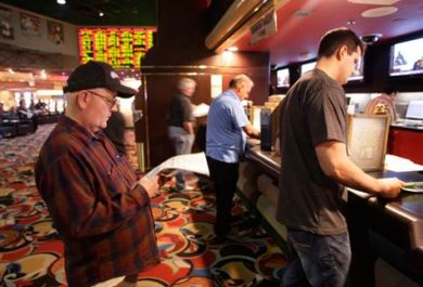 Sports betting losers