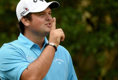patrick reed the players