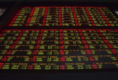 sports betting schedule