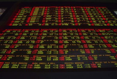 Thursday Sports Betting schedule