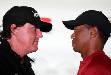 Tiger or Phil