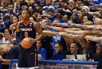 duke virginia saturday sports