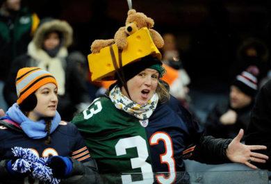 Packers - Bears NFL week 1 Prediction